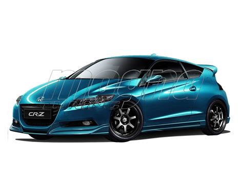 Honda Crz by Honda Crz Citrix Kit