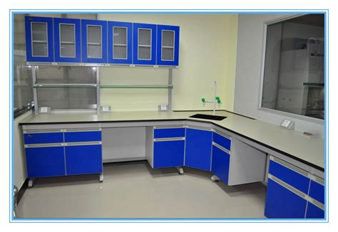 lab design workbenches china microbiology laboratory wall mounted bench with