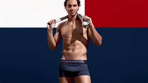 Best Gift For Men by Rafael Nadal Under Hilfiger Bulge Tennis 2015 Movie Tv