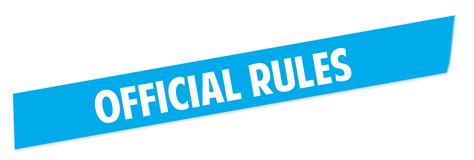Official Rules No Purchase Necessary Winner Instant Win - official rules microsoft office specialist world chionship