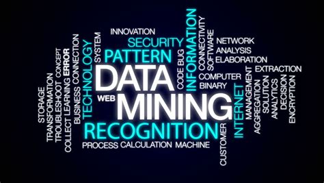 pattern recognition words pattern recognition animated word cloud text design