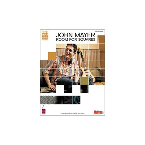 room for squares songs sheet song books cherry mayer room for squares guitar tab songbook was