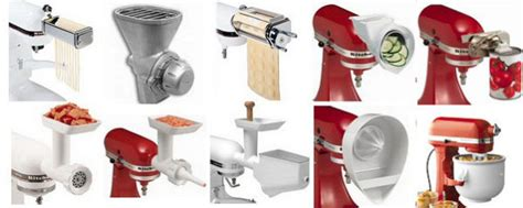 KitchenAid Mixer Attachments   DON'T BUY BEFORE YOU READ!
