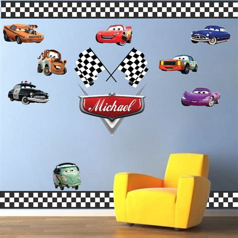 race track wall stickers race track wall mural home design
