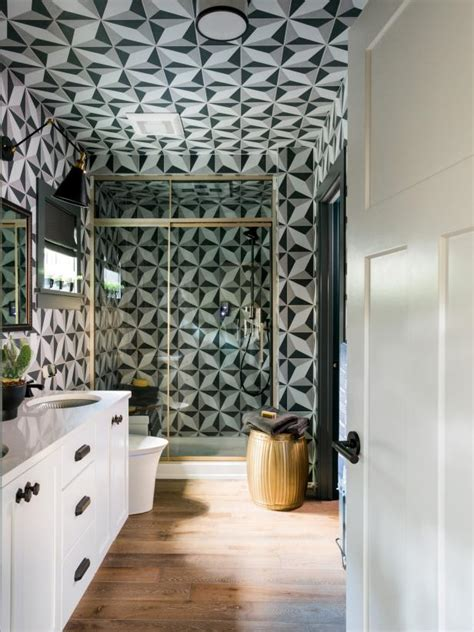 guest bathroom pictures from hgtv urban oasis 2016 hgtv