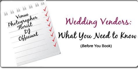 Wedding Vendors by The Ultimate Guide To Wedding Vendors Bridalguide