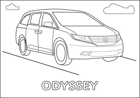 coloring book cr honda cr v coloring page coloring pages