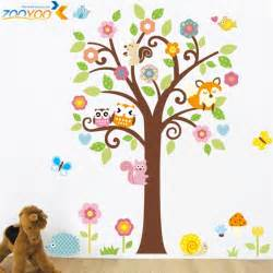 Classic Winnie The Pooh Wall Stickers For Nursery popular tree wall sticker buy cheap tree wall sticker lots