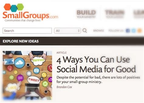 4 ways you can use social media for