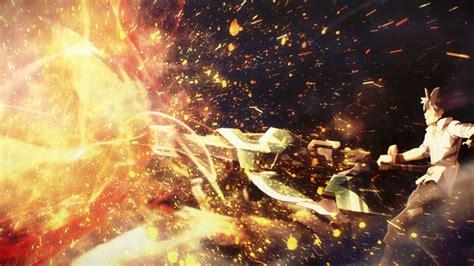 wallpaper anime god eater hd utsugi lenka computer wallpapers desktop backgrounds