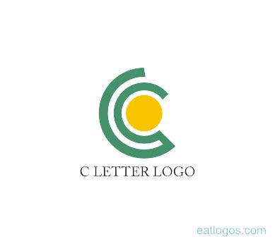 alphabet logo design free download c circle logo design png download vector logos free