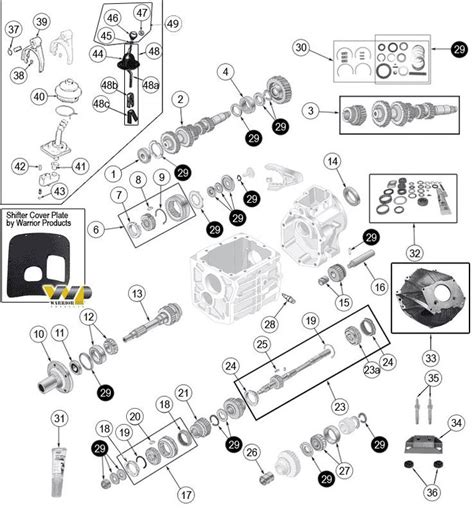 22 best images about jeep cj5 parts diagrams on