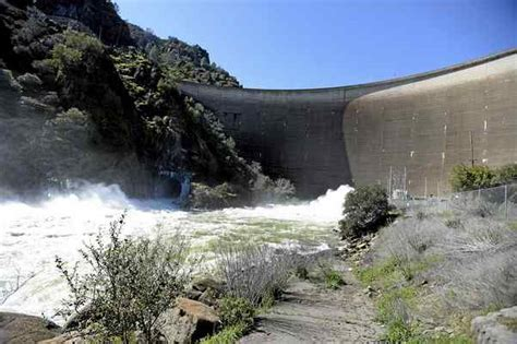 lake berryessa spillway construction a look at the monticello dam and the glory hole spillway