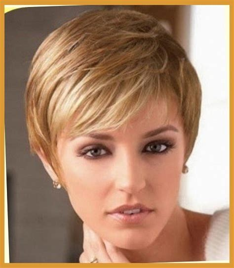 oblong face and thin fine hair the most elegant as well as interesting short haircuts for