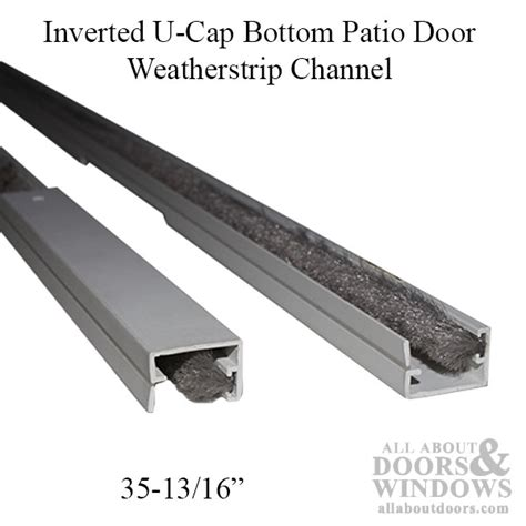 Patio Door Weatherstrip Weatherstrip Sliding Doors Sliding Glass Doors Weatherstripping Sliding Glass Doors