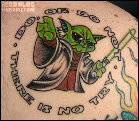 cartoon yoda tattoo animated yoda tattoo bme tattoo piercing and body