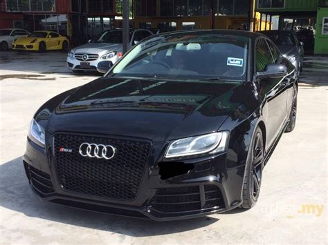 audi rs5 2012 4 2 in selangor automatic coupe black for rm