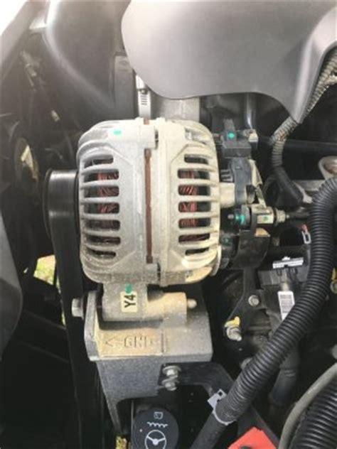 alternator bad diode symptoms bad alternator diode causing transmission 28 images alternator replacement ford windstar