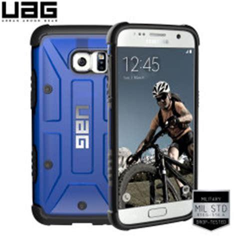 Uag Samsung Galaxy S7 Trooper Card Black Black uag