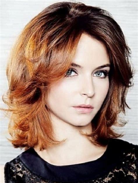 medium haircuts trendy trendy hairstyles for curly hair trendy medium length wavy hair new hair cut