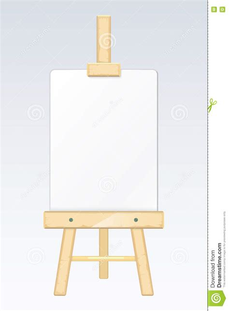 painting a desk white easel painting desk drawing board with blank white