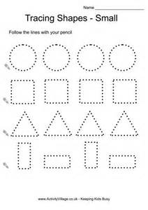 shape tracing templates your ot your ot