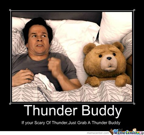 Buddy Meme - thunder buddy by dmackie363 meme center