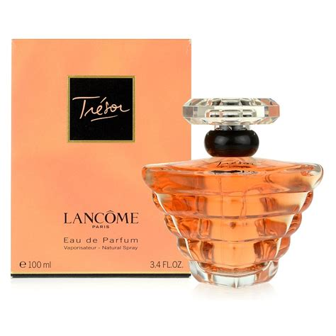 Lancome Tresor lanc 244 me tr 233 sor parfumovan 225 voda tester pre 緇eny 100 ml