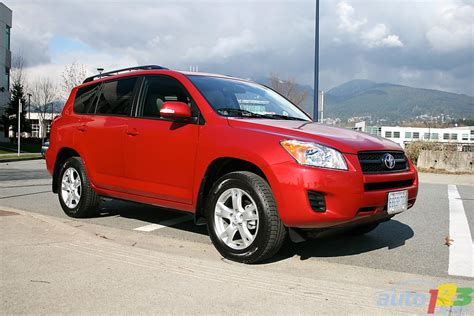 2011 Toyota Rav 4 Reviews List Of Car And Truck Pictures And Auto123