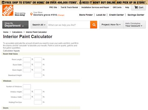 home depot paint sizes how to measure a room for painting the home depot community