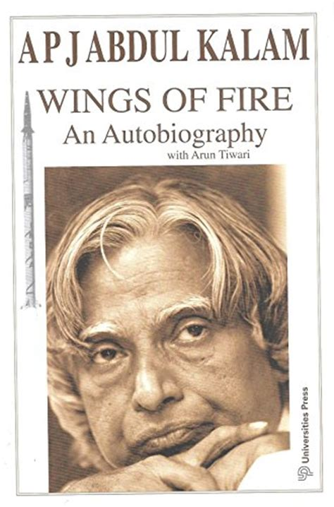 Biography Book Of Apj Abdul Kalam | wings of fire an autobiography of abdul kalam offers