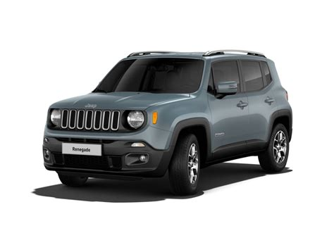 jeep renegade grey jeep renegade anvil grey km0 a soli 23500 su miacar sad7r