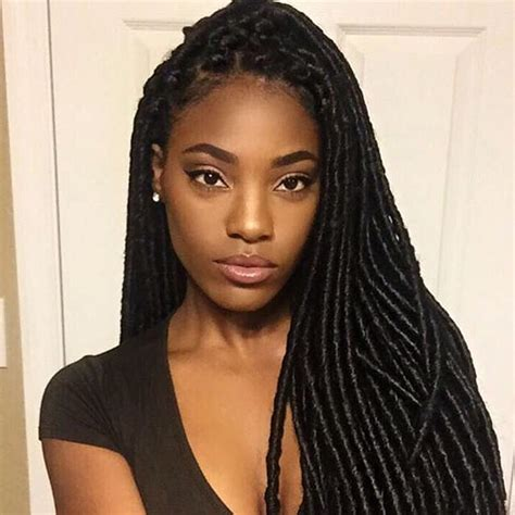 dreads styles in dayton ohio 1000 images about faux locs on pinterest