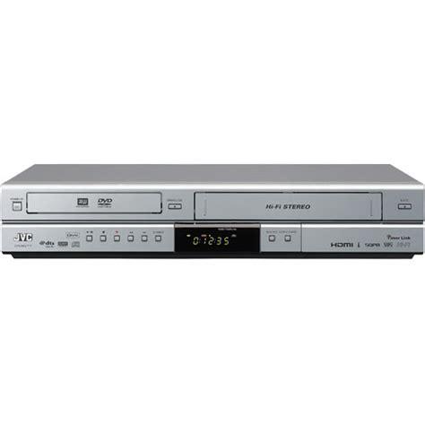 jvc dvd player format jvc dr mv77 dvd vcr combo recorder silver dr mv77s b h photo