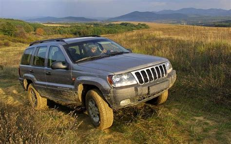 Towing Capacity Of A Jeep Grand Jeep 2004 Grand Towing Capacity