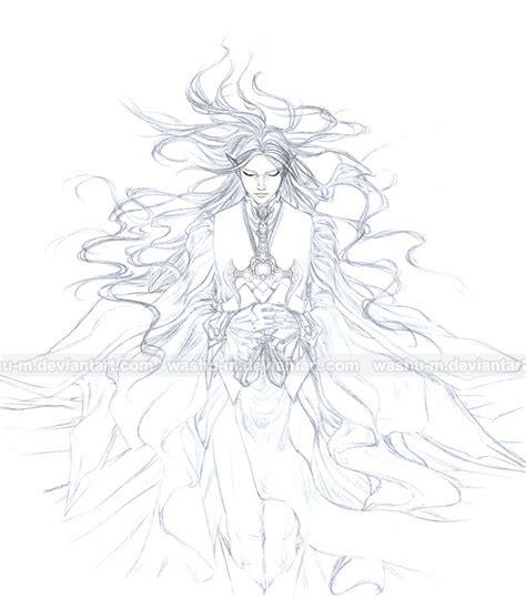Washu Sketches by Sleep Sketch By Washu M On Deviantart