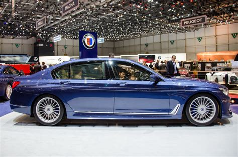 b7 bmw high performance 2017 bmw alpina b7 xdrive revealed