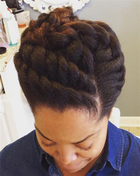 next day hair styles best 25 protective styles for natural hair short ideas on