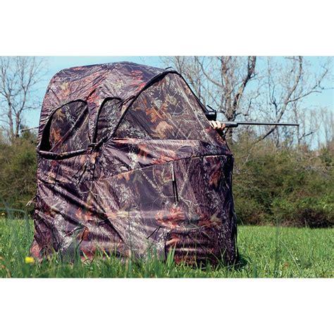 Tent Blind scentlite tent chair magnum chair blind 124597 ground