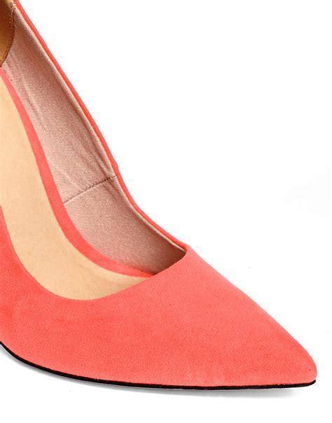 asos high heels asos asos premiere pointed high heels at asos