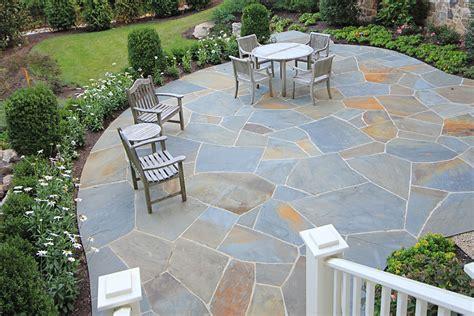 Sealing Bluestone Patio by Pennsylvania Bluestone Irregular Flagstone Color