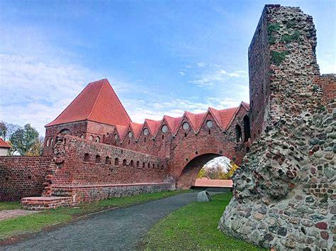 Stone Brick by Teutonic Knights Castle Www Torun Pl