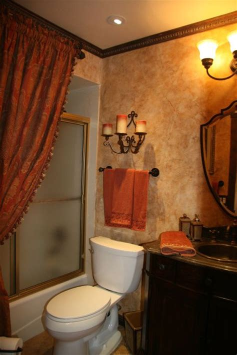 old world tuscan bathrooms old world styled bathroom i