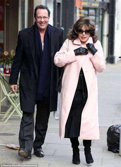 Dame Joan Collins 84 Reveals Her Tip For Lasting