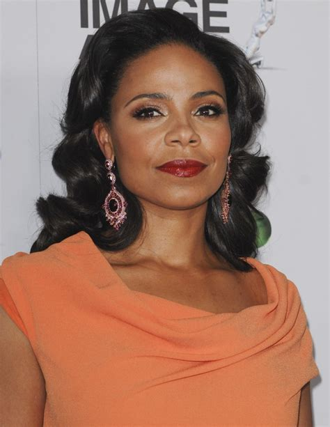 sanaa lathan sanaa lathan picture 20 the 43rd annual naacp awards