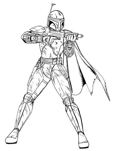 Star Wars żołnierz do pobrania i wydrukowania