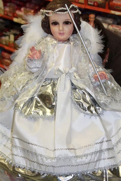 imagenes de jesus vestido de blanco arc angel chamuel ropa nino dios vestido de nino dios