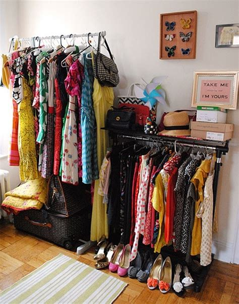 closet alternatives for hanging clothes clothes rail great ideas for the house pinterest