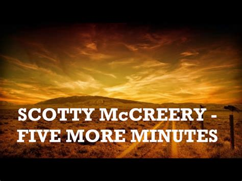 free download mp3 five minutes perih 6 13 mb free five more minutes scotty mccreery mp3
