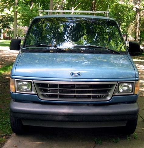 how does cars work 1994 ford econoline e250 lane departure warning purchase used 1994 ford e 250 work van in westland michigan united states for us 2 500 00